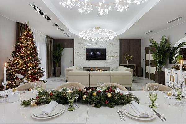 Новогодние цены на коттеджи Минск