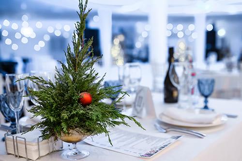 Новый год в ресторане в Минске
