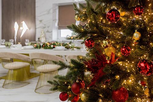 Новый год в коттедже в Минске