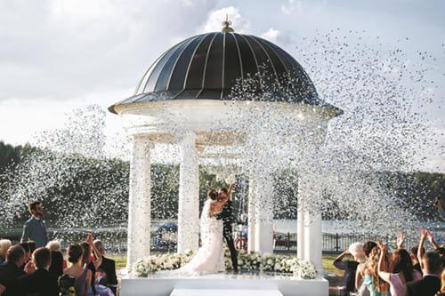 Выездная регистрация брака в Ротонде