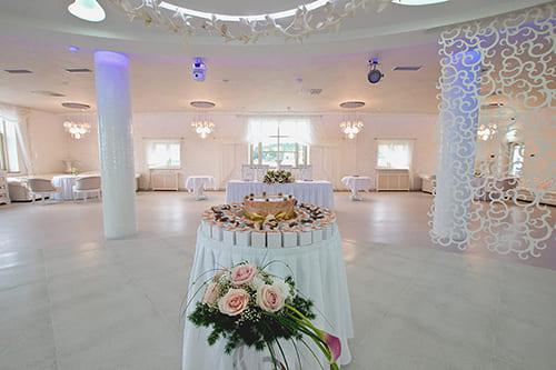 Большой банкетный зал White Hall
