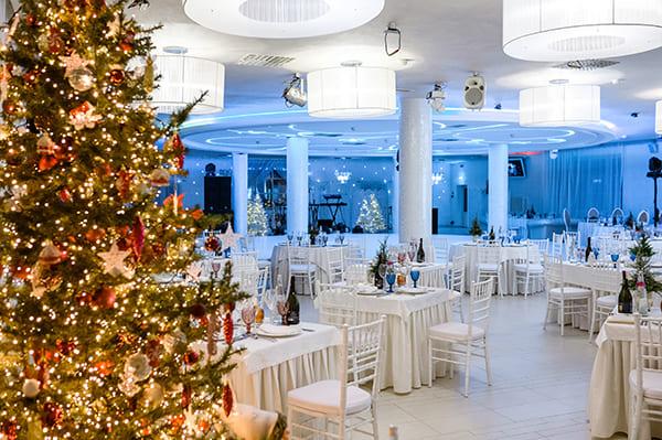 Новый год ресторан Минск