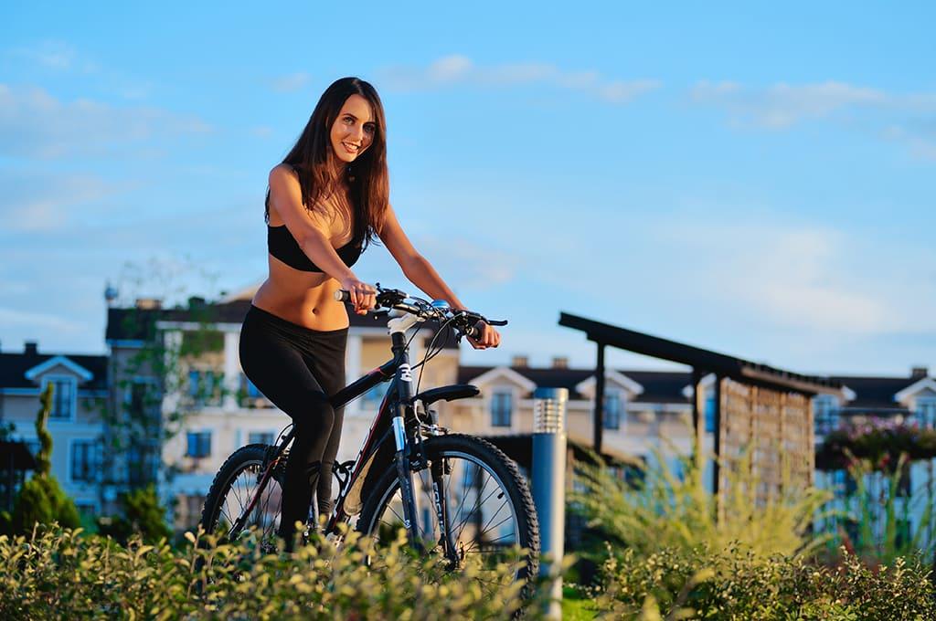 Прокат велосипедов на Минском море