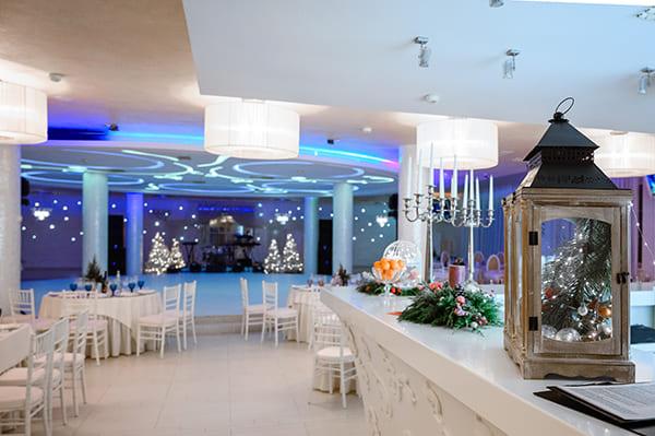 Новогодний корпоратив ресторан Минск