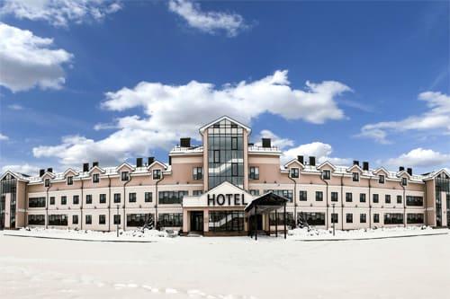 Новый год в отеле в Минске